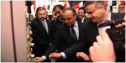 4الوفد الحكومي في حلب